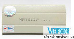Cửa cuốn Công nghệ Đức Mitadoor OT70